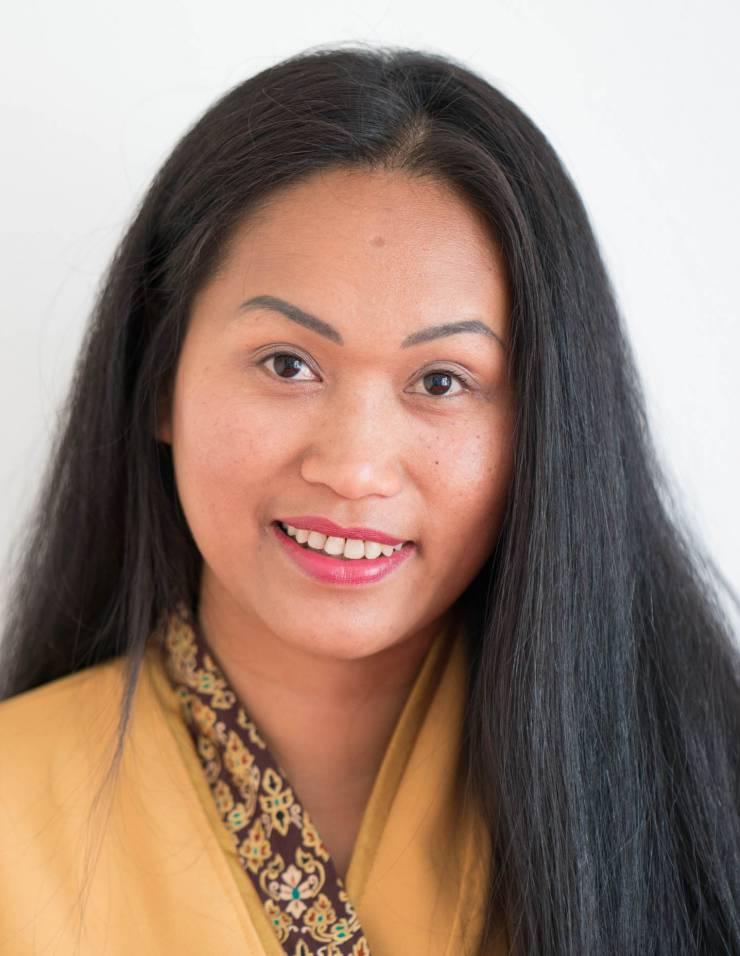 Team - Premrat Knöchel, Gesicht und Managerin der Praxis
