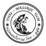 Logo der Thai-Massage Ulm, ohne Text, hochaufgelöst in schwarz
